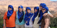 morocco tour clients