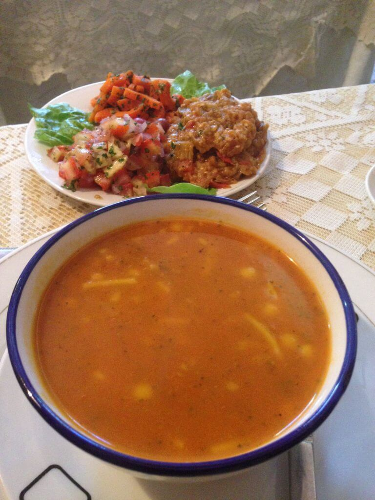 Harira - A Traditional Soup Served During Ramadan