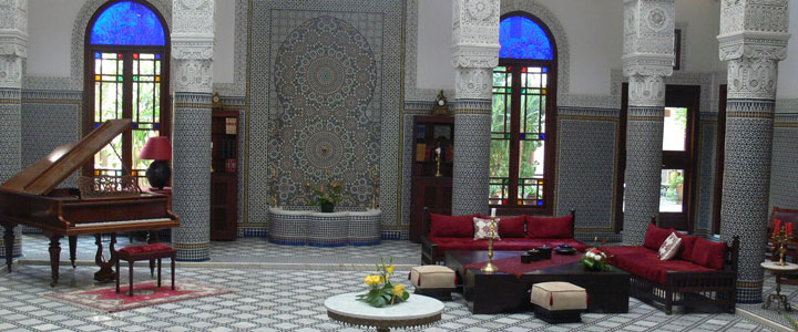 7 tips for successful stays at moroccan riads your guide. Black Bedroom Furniture Sets. Home Design Ideas