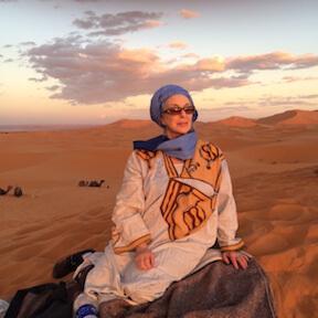 Barbara N sahara