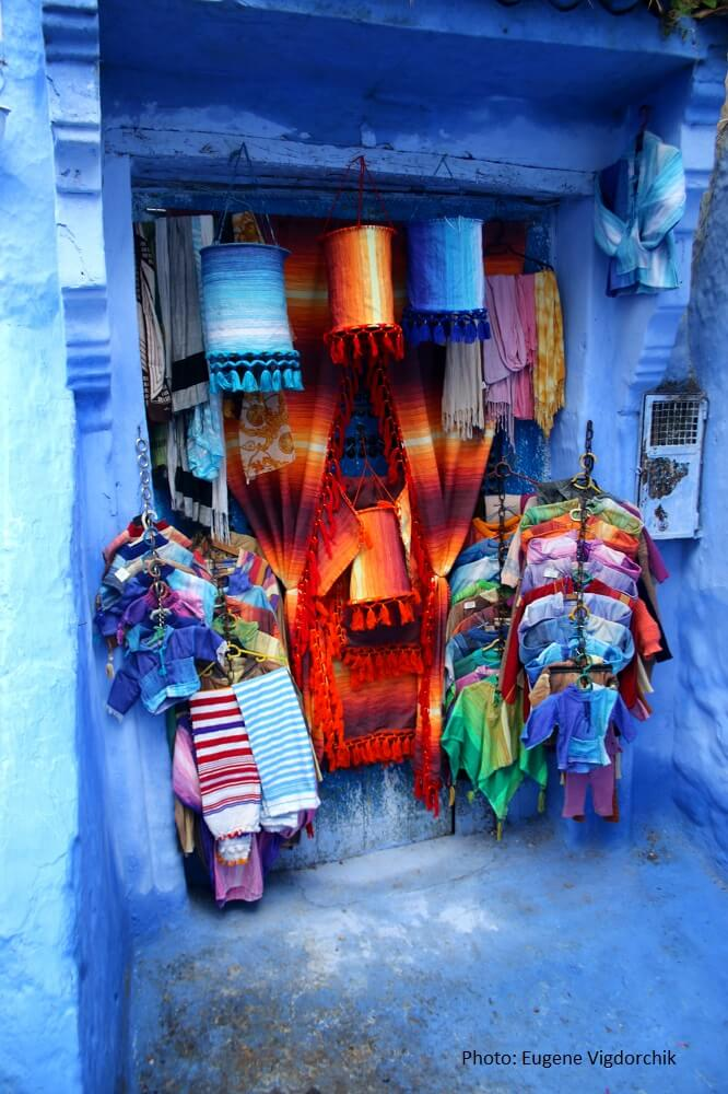 Why Everyone Is Suddenly Interested In Chefchaouen