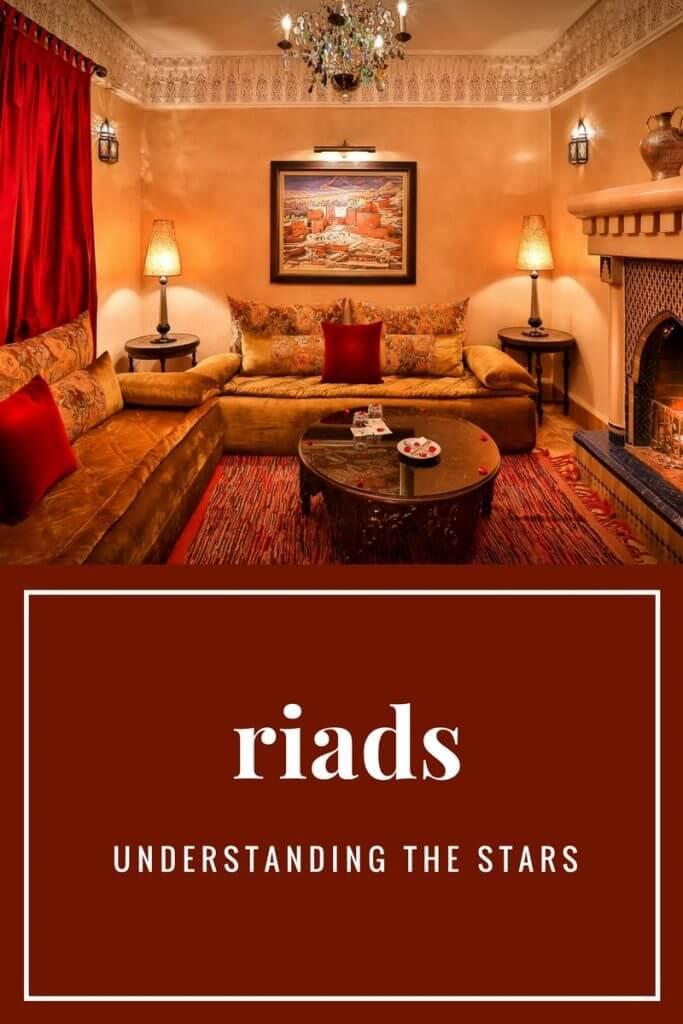riads