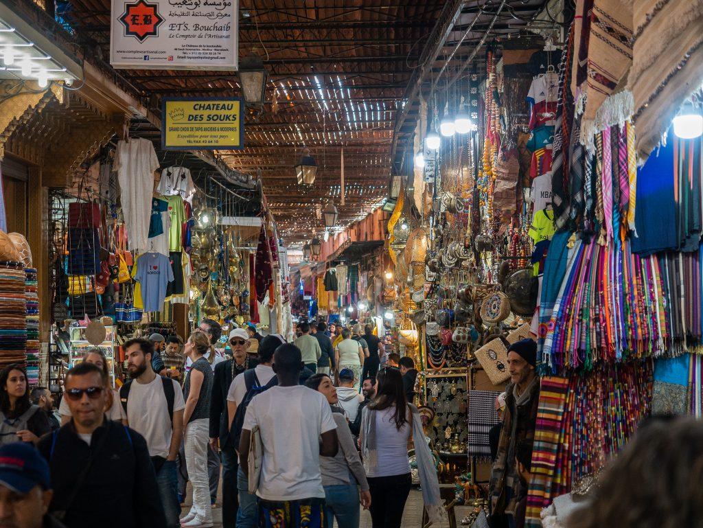 Private tour of the Marrakech medina